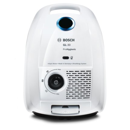 Aspirator cu sac Bosch BGL3HYG GL-30 ProHygienic 600W, perie pardoseli tari