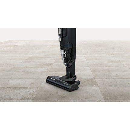 Aspirator vertical Bosch BBHL21840 multifunctional, acumulator LiIon, Dark night