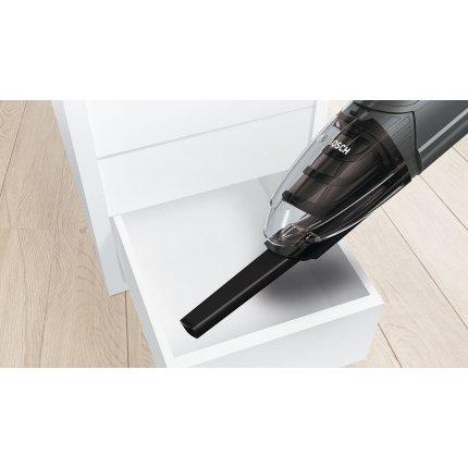 Aspirator vertical Bosch BBHL21841 multifunctional, acumulator LiIon, Mineral Silver