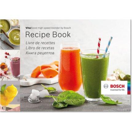 Blender Bosch MMBH4P3W VitaBoost 1600W, 2 litri, alb