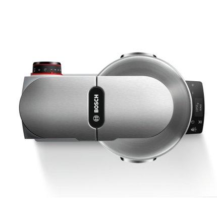 Robot de bucatarie Bosch MUM9BX5S22 OptiMUM SensorControl Plus 1500W, 7 viteze + impuls, bol inox XL 5,5 litri, 3,5kg