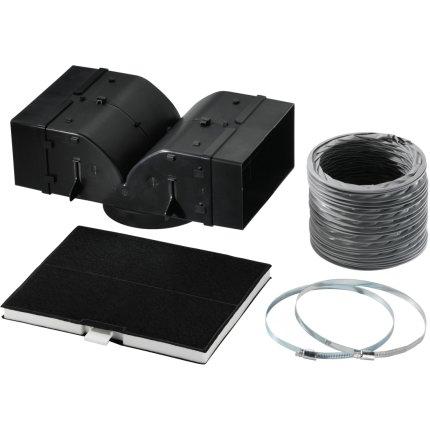 Kit recirculare Bosch DHZ5345 pentru hote DWB097A50, DWB098J50