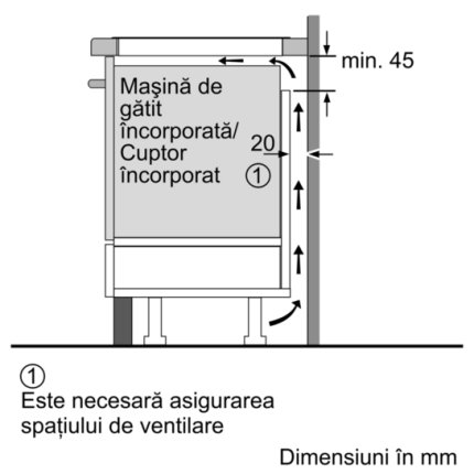 Plita cu inductie incorporabila Bosch PIF672FB1E Serie 6, 60cm, 4 zone, suprafata vitroceramica, alb
