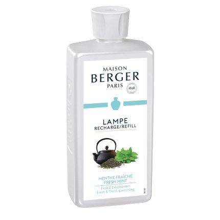 Parfum pentru lampa catalitica Berger Menthe Fraiche au Riad 500ml