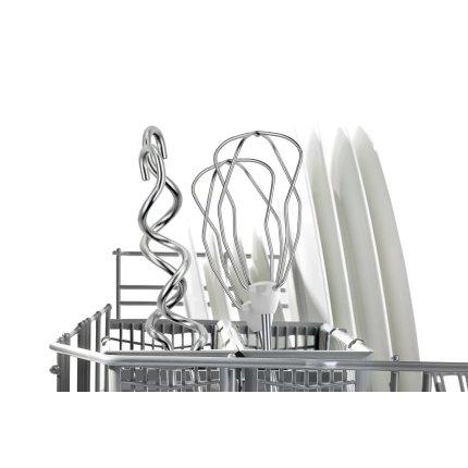 Mixer cu bol Bosch MFQ2600W CleverMixx 375W, alb