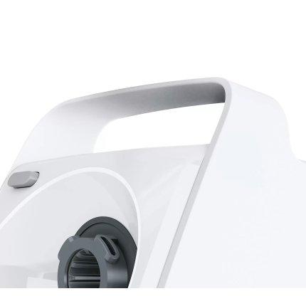 Masina de tocat Bosch MFW3X15B CompactPower, 2000W, 2.5kg/min, alb-negru