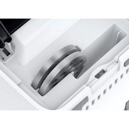 Masina de tocat Bosch MFW3X15W CompactPower, 2000W, 2.5kg/min, alb