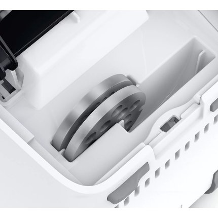 Masina de tocat Bosch MFW3X17B CompactPower, 2000W, 2.5kg/min, alb