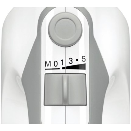 Mixer cu bol Bosch MFQ36460 450W, White