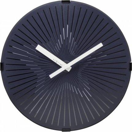 Ceas de perete NeXtime Motion Star 30cm White