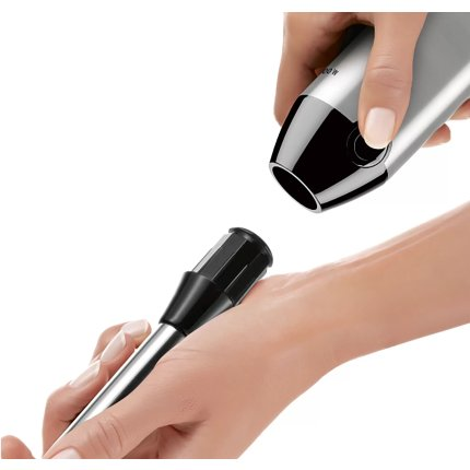 Blender de mana Bosch MS6CM6166 ErgoMixx Style, 1000W, negru-inox