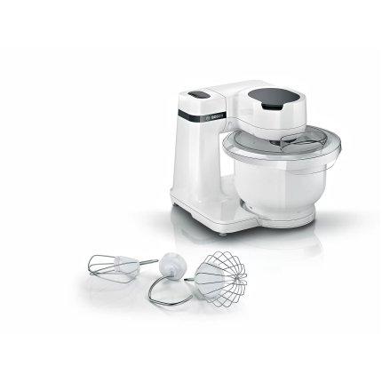 Robot de bucatarie Bosch MUMS2AW00 Serie2, 700W, 4 trepte, bol 3.8 litri, alb