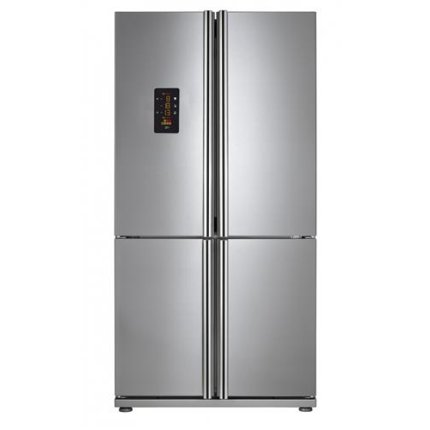 Frigider Side-by-Side Teka NFE 900X 4 usi, Full No Frost, 610l, inox anti-pata