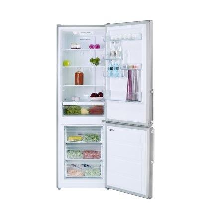 Combina frigorifica Teka Easy NFL 320 C Inox Full No Frost, clasa A+, 295 litri net, inox