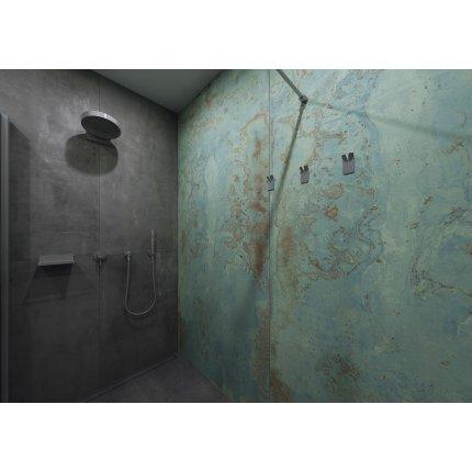 Perie wc cu suport Bemeta Niva, cu montaj pe perete