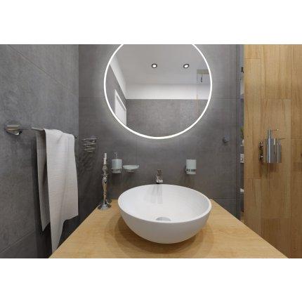 Dispenser sapun lichid Bemeta Omega cu montaj pe perete si suport magnetic pentru sapun