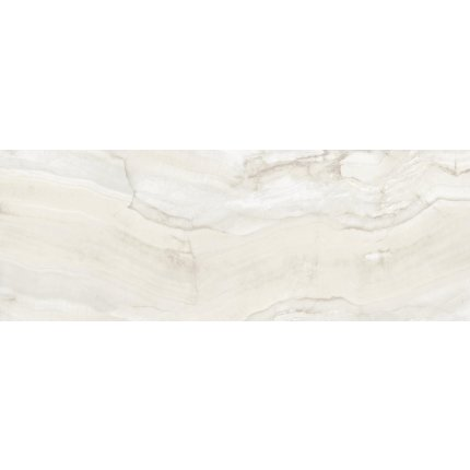 Gresie portelanata FMG Marmi Classici Maxfine 75x37.5cm, 6mm, Onice Perla Lucidato