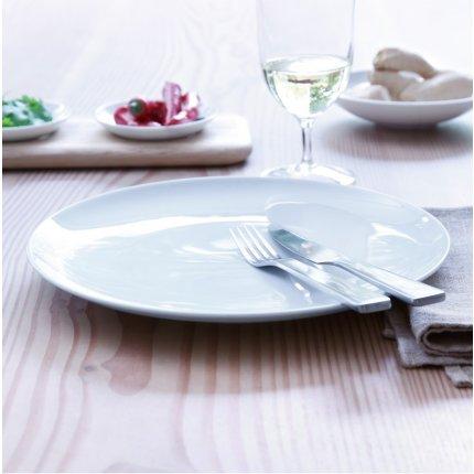 Set 4 farfurii LSA International Dine Dinner Coupe 28cm