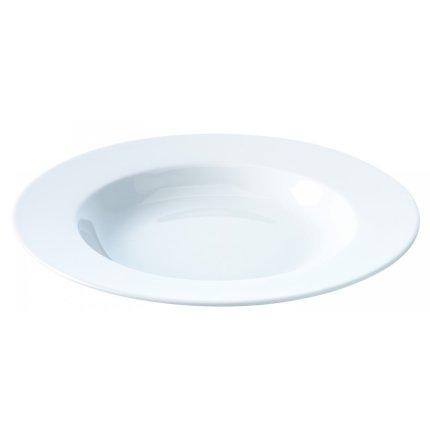 Set 4 farfurii LSA International Dine Pasta Rimmed 25cm