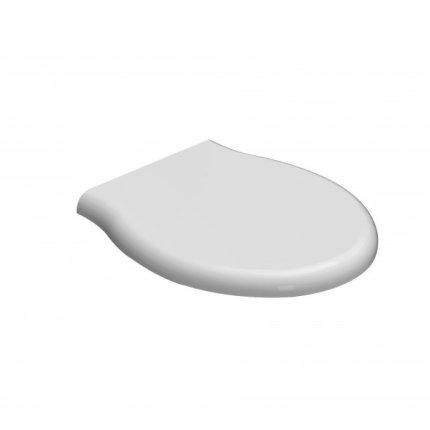 Capac WC Globo Paestum 55cm cu inchidere lenta