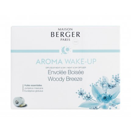 Difuzor electric parfum Berger Night and Day Aroma Wake-up