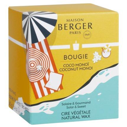 Lumanare parfumata Berger Blissful Coconut Monoi 240g