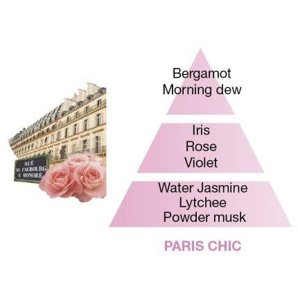 Difuzor parfum camera Berger Bouquet Parfume Cube Paris Chic 125ml