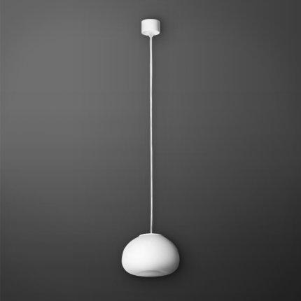 Suspensie Lucis Pia 8W LED, 18.7cm, alb