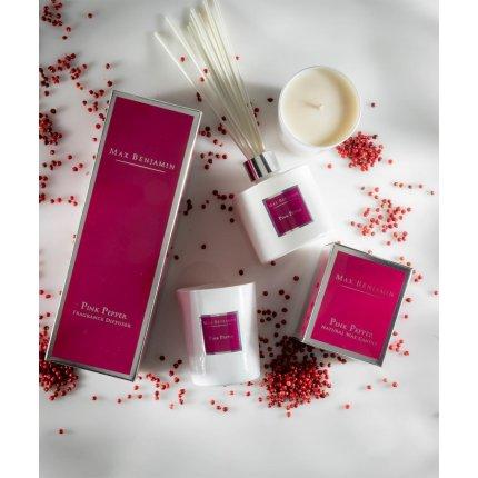 Lumanare parfumata Max Benjamin Classic Pink Pepper 190g
