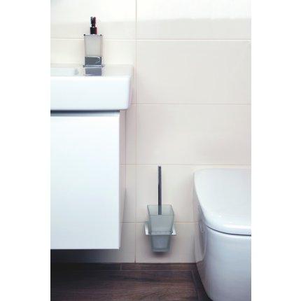 Perie wc cu prindere pe perete Bemeta Plaza