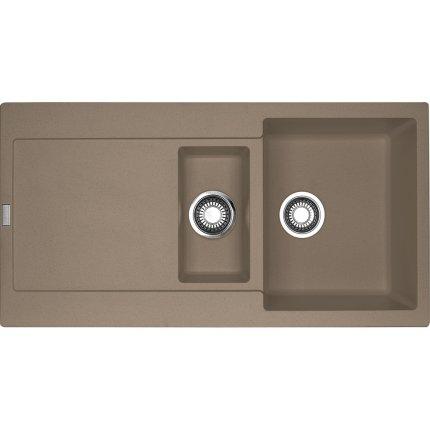 Chiuveta fragranite Franke Maris MRG 651 reversibila 970x500 tehnologie Sanitized Oyster