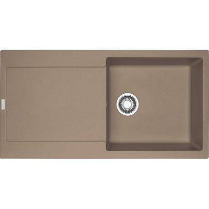 Chiuveta fragranite Franke Maris MRG 611-L reversibila 970x500 tehnologie Sanitized Oyster