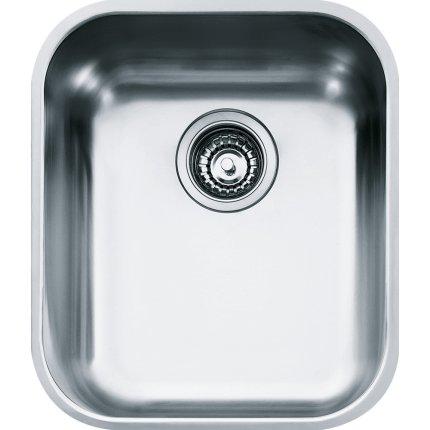 Chiuveta Franke ZOT 110-36 cu montare sub blat, 360x420mm, inox microdekor