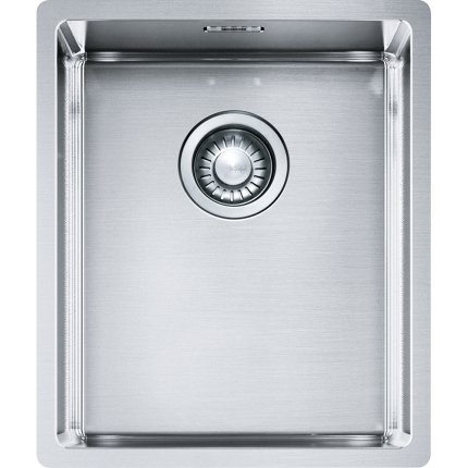 Chiuveta Franke Box BBX 210/110-34, 340x410mm, ventil Premium, inox satinat