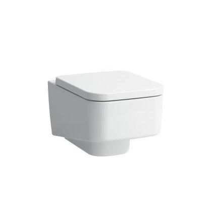 Set Laufen Pro S format din bideu si vas WC suspendat cu capac inchidere lenta