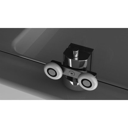 Cabina dreptunghiulara Radaway Premium 120x90 complet echipata cu cadita si sifon