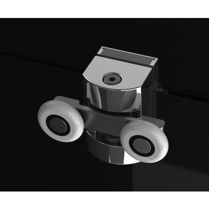 Cabina dreptunghiulara Radaway Premium 100x90 complet echipata cu cadita si sifon
