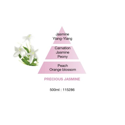 Set cadou Ambianta Cube Jasmin