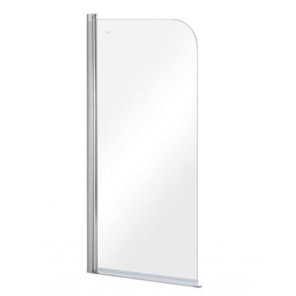Paravan de cada Besco Prime I, 70x140cm, un element mobil, profil crom lucios