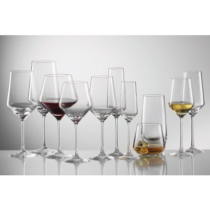 Set 4 pahare whisky Zwiesel Glas Pure Old Fashioned 389ml