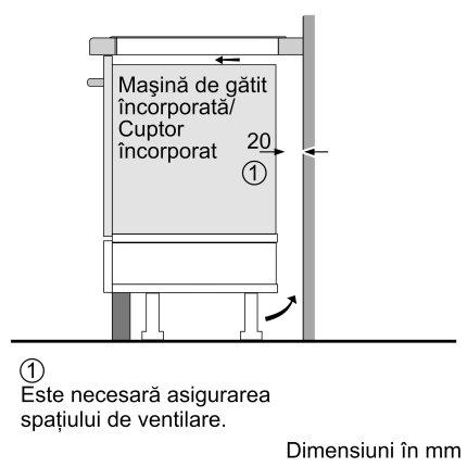 Plita inductie incorporabila Bosch PVS645FB5E Serie 6, 60cm, 4 zone, rama decor, negru