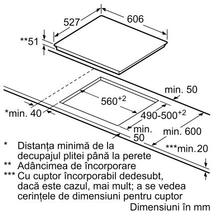Plita inductie incorporabila Bosch PXY675DW4E Serie 8, 60cm, 4 zone, Home Connect, PerfectFy, negru