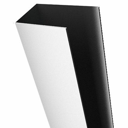 Profil de extensie tip U Radaway Twist 2cm