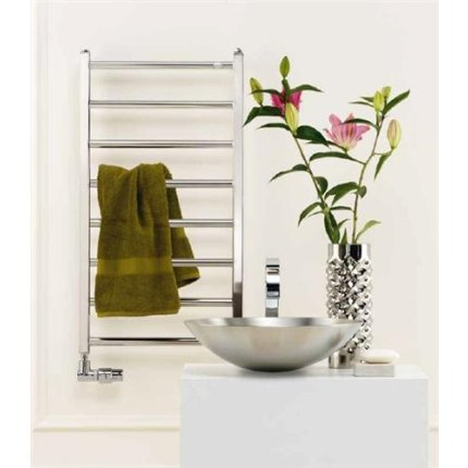 Radiator Zehnder Stalox, 450 mm, 9016 white