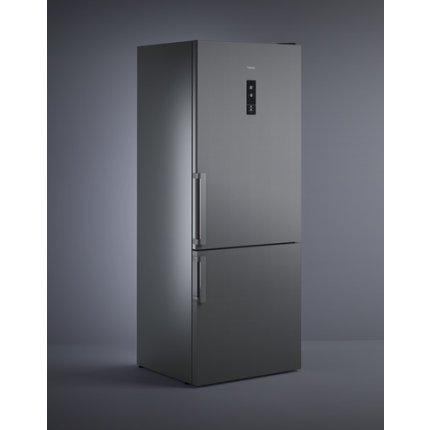 Combina frigorifica Teka Maestro RBF 78720 SS LongLife No Frost, IonClean, 461 litri net, clasa A++, inox