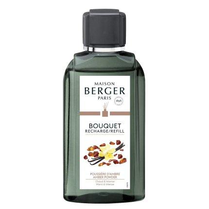 Parfum pentru difuzor Berger Bouquet Parfume Poussiere d'Ambre 200ml