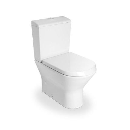 Rezervor asezat Roca Nexo pentru vas WC back-to-wall
