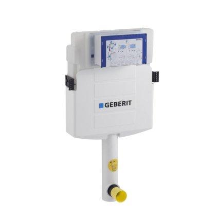 Rezervor incastrat Geberit Sigma UP320 de 12 cm grosime, cu actionare frontala
