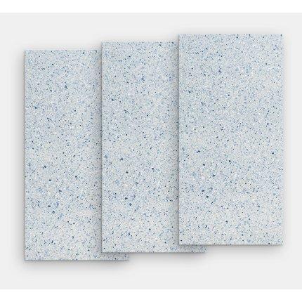 Gresie portelanata rectificata FMG Venice Villa 60x60cm, 10mm, Rialto Blue Naturale