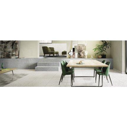 Gresie portelanata rectificata FMG Venice Villa 60x60cm, 10mm, Rialto Silver Naturale
